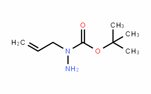 1-烯丙基肼甲酸叔丁酯