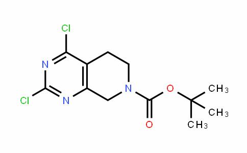 Tert-Butyl 2,4-dichloro-5,6-dihydropyrido[3,4-d]pyriMidine-7(8H)-carboxylate