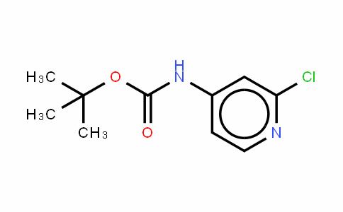 (4-吡啶基)氨基甲酸叔丁酯
