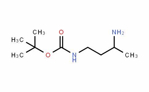 Tert-butyl 3-aMinobutylcarbaMate