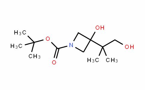 Tert-butyl 3-hydroxy-3-(1-hydroxy-2-Methylpropan-2-yl)azetidine-1-carboxylate