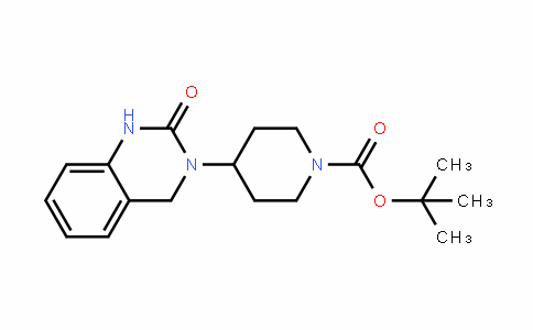 Tert-butyl 4-(2-oxo-1,2-dihydroquinazolin-3(4H)-yl)piperidine-1-carboxylate