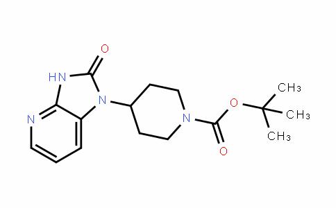 4-(2-氧代-2,3-二氢-1H-咪唑并[4,5-B]吡啶-1-基)哌啶-1-羧酸叔丁酯