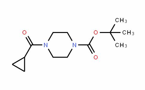 4-(环丙烷羰基)哌嗪-1-羧酸叔丁酯