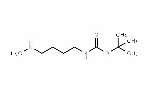 Tert-butyl 4-(methylamino)butylcarbamate