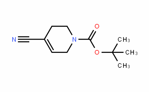 Tert-butyl 4-cyano-5,6-dihydropyridine-1(2H)-carboxylate
