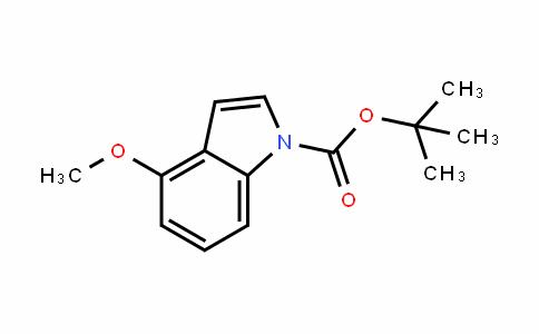 Tert-butyl 4-methoxy-1H-indole-1-carboxylate