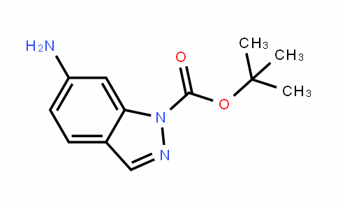 Tert-butyl 6-aMino-1H-indazole-1-carboxylate