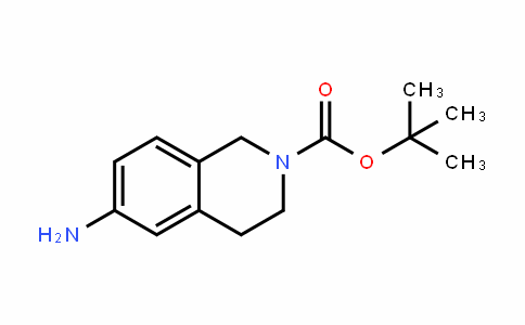 Tert-butyl 6-amino-3,4-dihydroisoquinoline-2(1H)-carboxylate