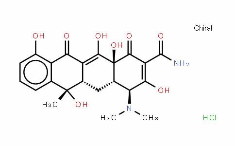 Tetracycline (hydrochloride)