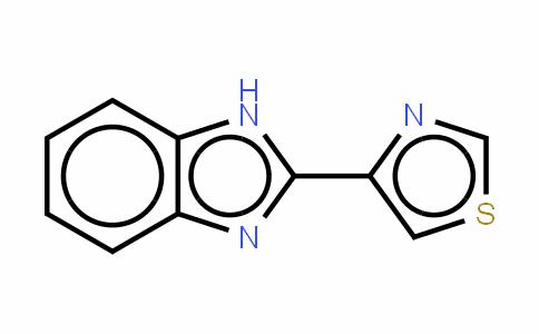 2-(4-噻唑基)苯并咪唑