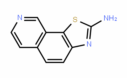 thiazolo[4,5-h]isoquinolin-2-aMine