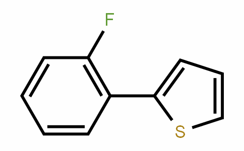 Thiophene, 2-(2-fluorophenyl)-
