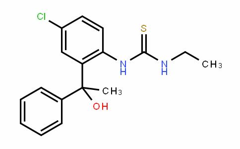 Thiourea, N-[4-chloro-2-(1-hydroxy-1-phenylethyl)phenyl]-N'-ethyl-