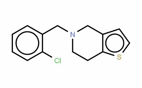 Ticlopidine (hydrochloride)