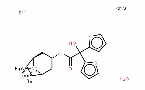 Tiotropium (bromide hydrate)