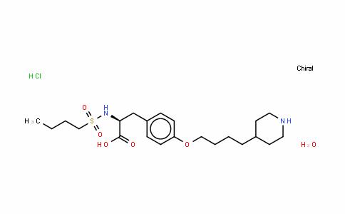 Tirofiban (hydrochloride monohydrate)