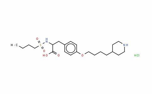 Tirofiban (hydrochloride)
