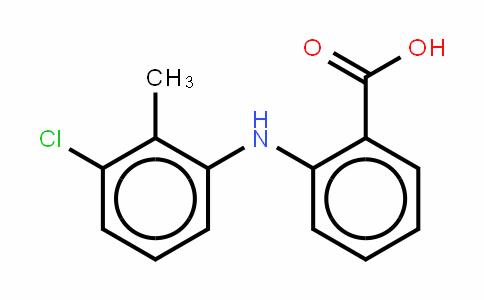 N-(3-氯-2-甲苯基)邻氨基苯甲酸