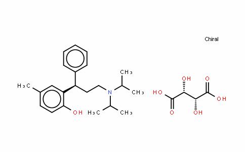 Tolterodine (Tartrate)