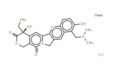 Topotecan (Hydrochloride)