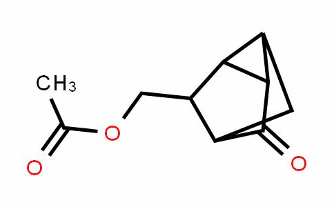 Tricyclo[2.2.1.02,6]heptanone, 5-[(acetyloxy)methyl]- (9CI)