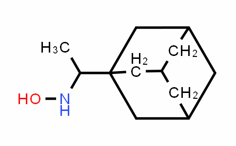 Tricyclo[3.3.1.13,7]decane-1-methanamine, N-hydroxy-α-methyl-