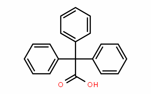 Triphenylacetic acid