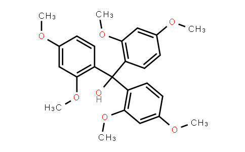 tris(2,4-dimethoxyphenyl)methanol