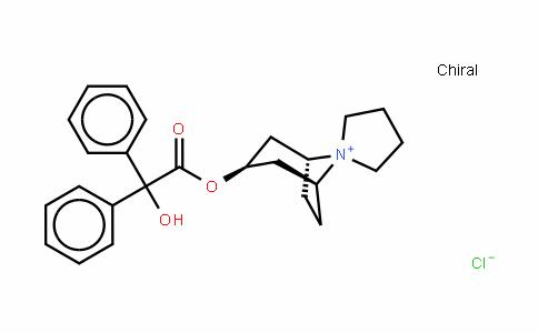 Trospium (chloride)