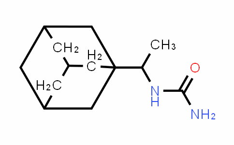 Urea, N-(1-tricyclo[3.3.1.13,7]dec-1-ylethyl)-
