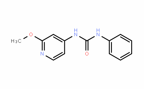 Urea, N-(2-Methoxy-4-pyridinyl)-N'-phenyl-