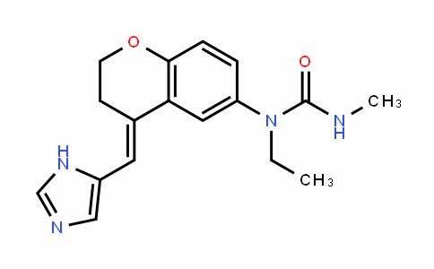 Urea, N-[(4E)-3,4-dihydro-4-(1H-iMidazol-5-ylMethylene)-2H-1-benzopyran-6-yl]-N-ethyl-N'-Methyl-