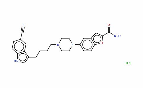 Vilazodone (Hydrochloride)