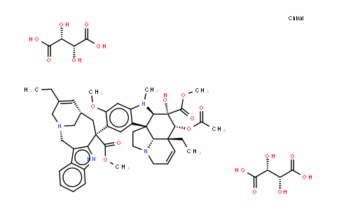 Vinorelbine (ditartrate)
