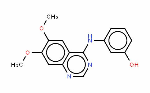 3-[(6,7-二甲氧基-4-喹唑啉基)氨基]苯酚