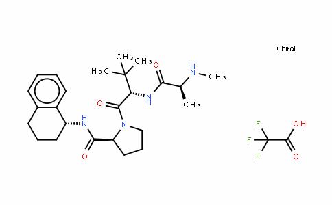 XIAP inhibitor (trifluoroacetate)