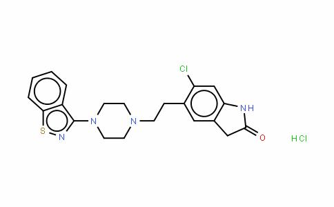 Ziprasidone (hydrochloride monohydrate)