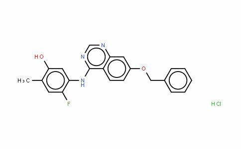 ZM323881 (hydrochloride)