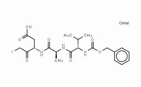 Z-VAL-ALA-DL-ASP(OME)-FLUOROMETHYLKETONE