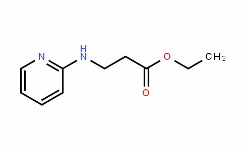 β-Alanine, N-2-pyridinyl-, ethyl ester