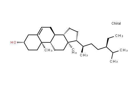 β-谷甾醇(含菜油甾醇)
