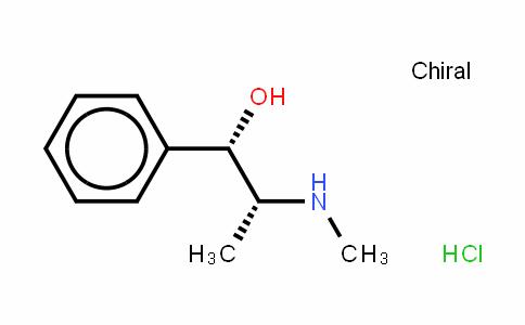 (±)-Ephedrine (hydrochloride)