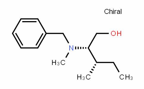 (2S,3S)-2-(苄基(甲基)氨基-3-甲基戊烷基-1-醇