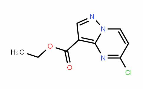 5-Chloropyrazolo[1,5-a]pyrimidine-3-carboxylic acid ethyl ester
