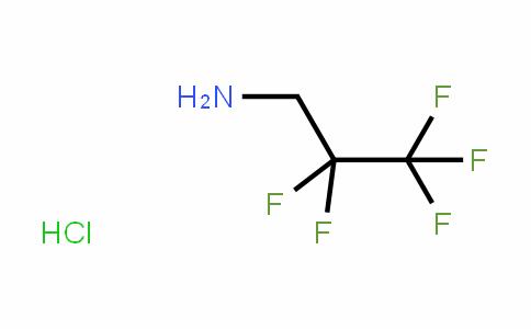 2,2,3,3,3-Pentafluoropropylamine hydrochloride