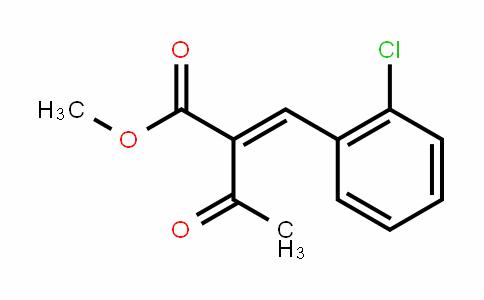 2-(2-Chloro-benzylidene)-3-oxo-butyric acid methyl ester