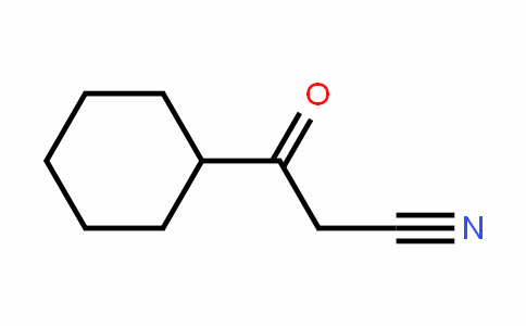 3-Cyclohexyl-3-oxo-propionitrile