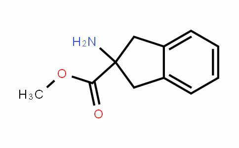 2-Amino-indan-2-carboxylic acid methyl ester