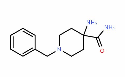 4-Amino-1-benzyl-piperidine-4-carboxylic acid amide
